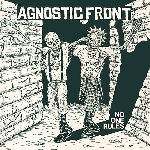 Agnostic Front No One Rules Vinyl Lp Amoeba Music