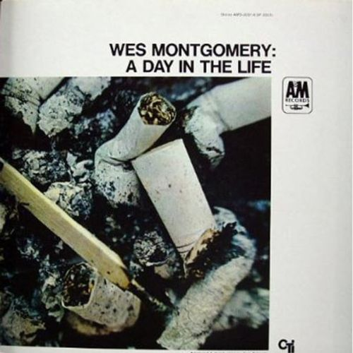 Wes Montgomery Day In The Life 180 Gram Vinyl Limited