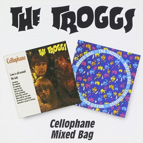 The Troggs Cellophane Mixed Bag Cd Amoeba Music