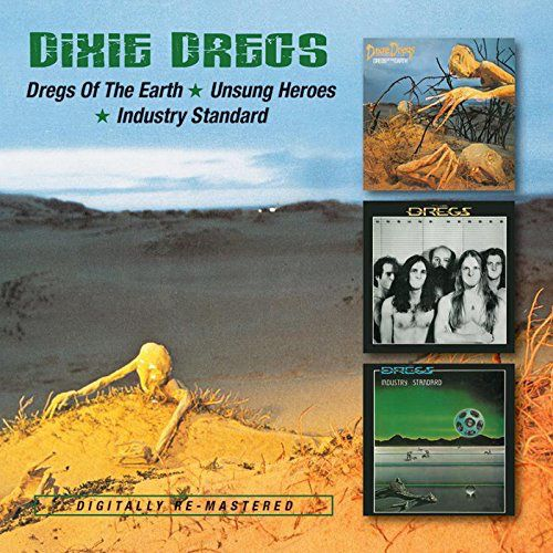 the dixie dregs dregs of the earth unsung heroes industry standard import cd amoeba music. Black Bedroom Furniture Sets. Home Design Ideas