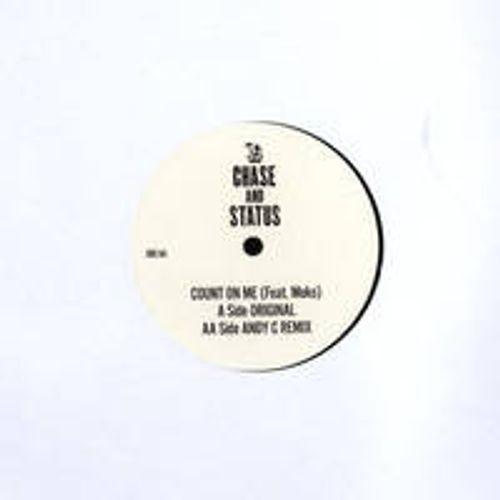 Chase & Status - Count On Me Feat  Moko (Vinyl 12