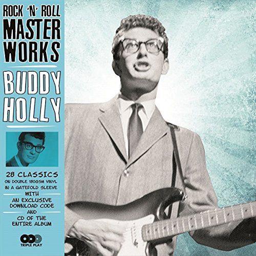 Buddy Holly Rock N Roll Masterworks Vinyl Lp