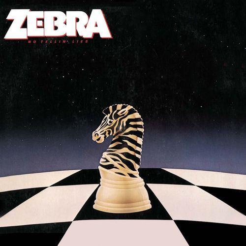 Zebra No Tellin Lies Cd Amoeba Music