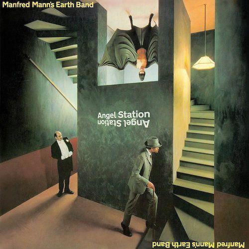 Manfred Mann S Earth Band Angel Station Vinyl Lp