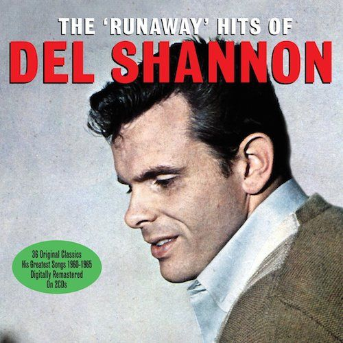 Del Shannon The Runaway Hits Of Del Shannon Cd