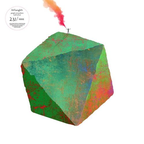 Khruangbin People Everywhere Extended Mix Vinyl 12