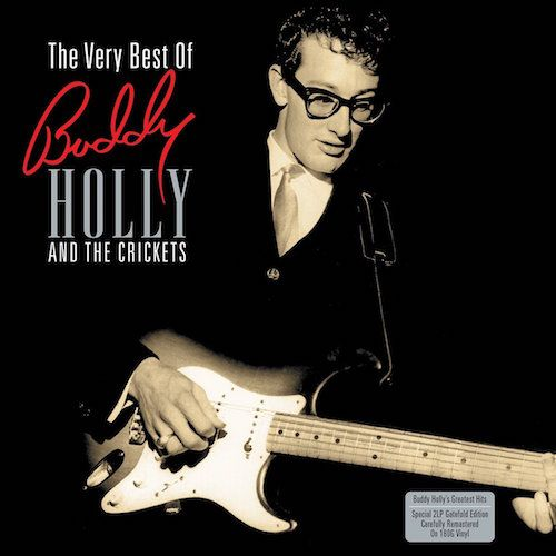 Buddy Holly Amp The Crickets The Very Best Of Buddy Holly