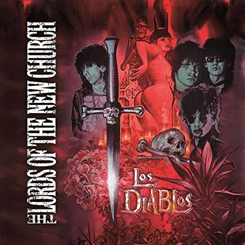 The Lords Of The New Church Los Diablos Cd Amoeba Music
