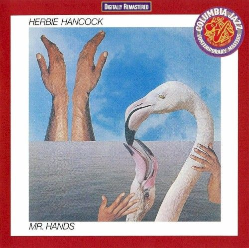 Herbie Hancock Mr Hands Cd Amoeba Music
