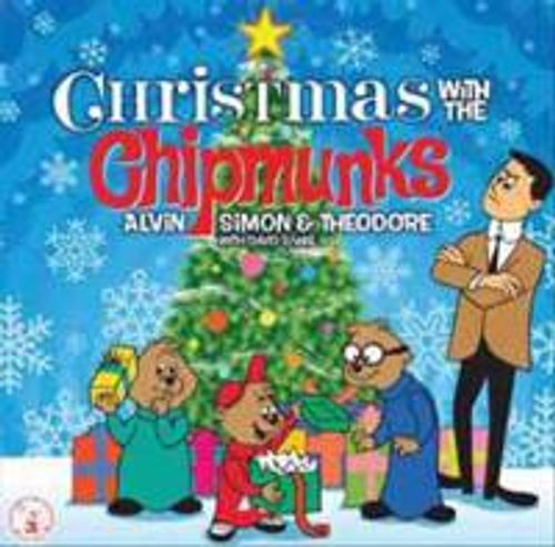 Alvin And The Chipmunks Christmas.Alvin The Chipmunks Christmas With The Chipmunks Cd