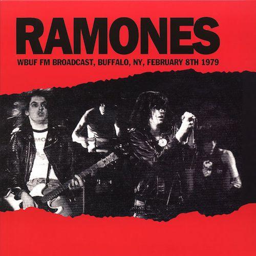 Ramones Wbuf Fm Broadcast Buffalo Ny February 8th