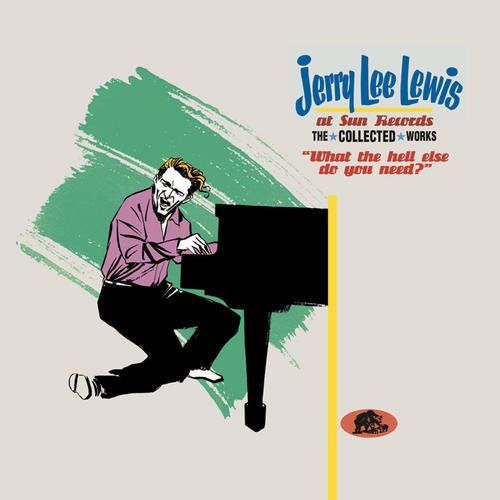 Jerry Lee Lewis At Sun Records The Collected Works Box