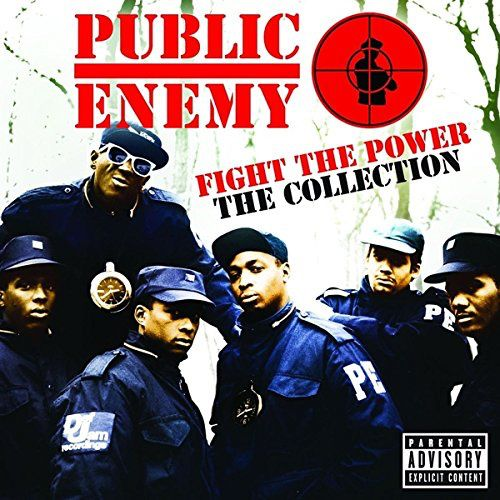 Public Enemy Fight The Power The Collection Cd