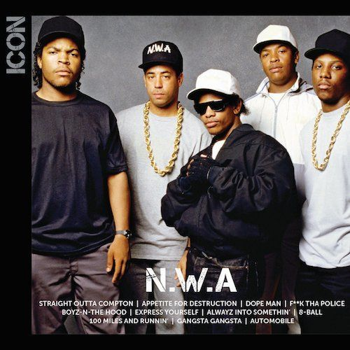 N.W.A. - Icon (CD) - A...