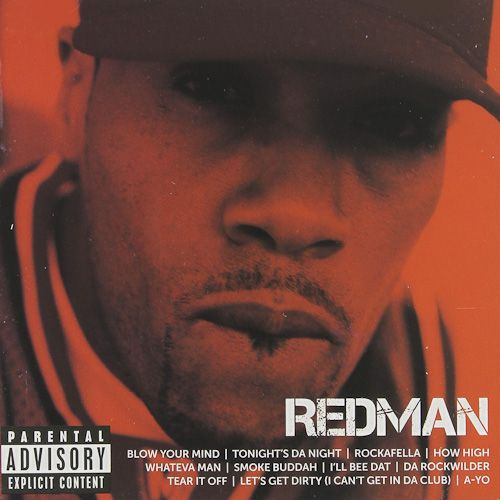 Redman Icon Cd Amoeba Music
