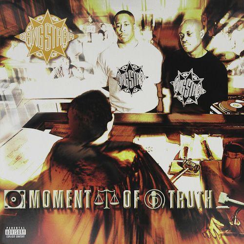 Gang Starr Moment Of Truth Vinyl Lp Amoeba Music