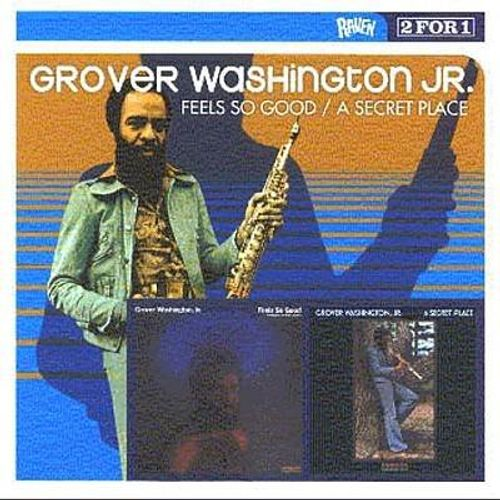 Grover Washington Jr Fells So Good Secret Place Cd
