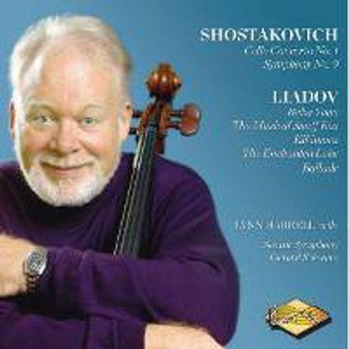 Harrell - Shostakovich: Cello Concertos(CD) - Amoeba Music