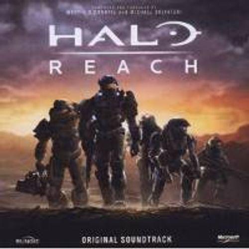 Martin O'Donnell, Michael Salvatori - Halo: Reach [OST] (CD