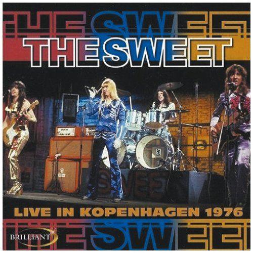 The Sweet Live In Kopenhagen 1976 Cd Amoeba Music