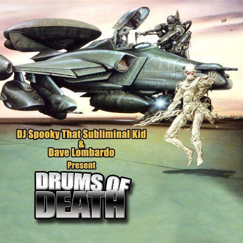 Resultado de imagen de dj spooky lp drums of death