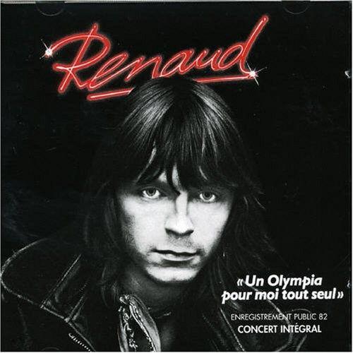 Renaud: Un Olympia Pour Moi Tout Seul (CD)