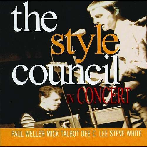 The Style Council In Concert Cd Amoeba Music
