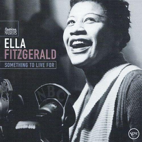Ella Fitzgerald Something To Live For Cd Amoeba Music