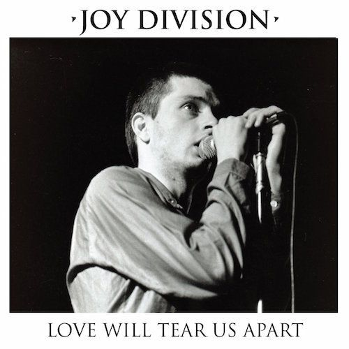 Joy Division Love Will Tear Us Apart Vinyl 7 Quot Amoeba