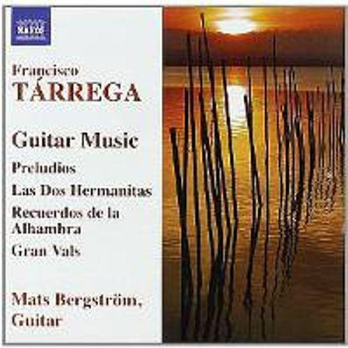 Francisco Tarrega, Mats Bergström - Tarrega: Guitar Music