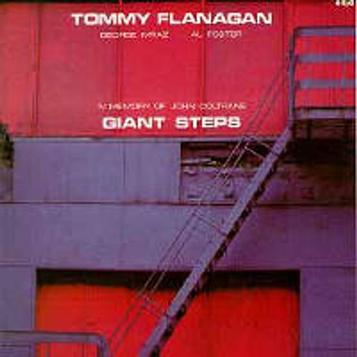 Tommy Flanagan - Giant Steps (CD) - Amoeba Music