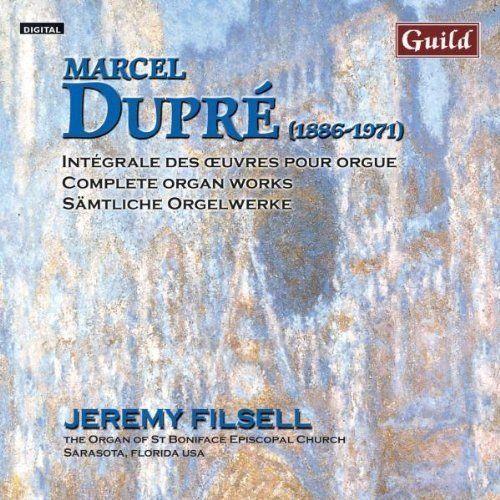 Marcel Dupré - Works For Organ Vol. 9
