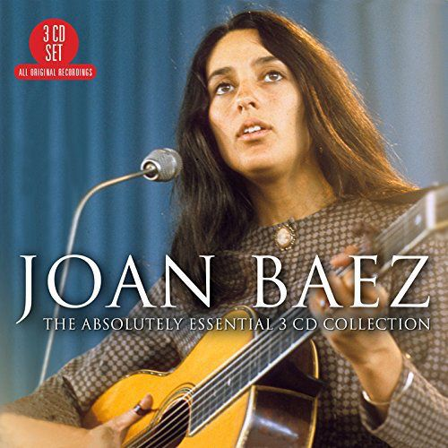 Joan Baez The Absolutely Essential 3 Cd Collection Cd