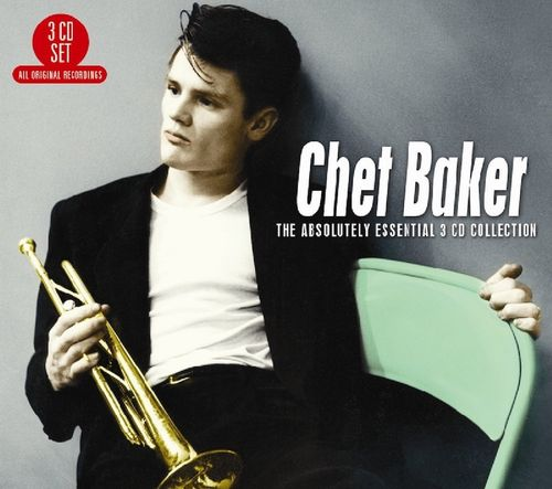 Chet Baker The Absolutely Essential 3cd Collection Cd