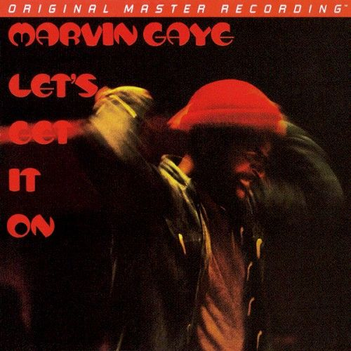 Marvin Gaye Let S Get It On Mfsl Sacd Cd Amoeba Music