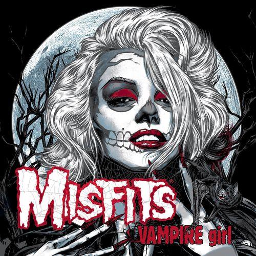 Misfits Vampire Girl Zombie Girl Vinyl 12 Quot Amoeba