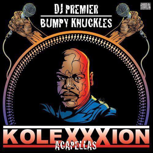 DJ Premier, Bumpy Knuckles - KoleXXXion - Acapellas (Vinyl LP