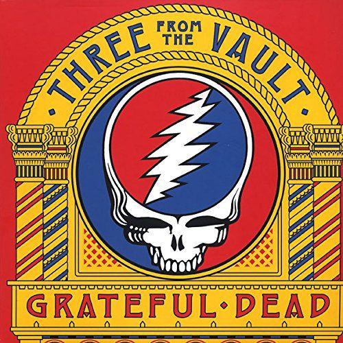 Grateful Dead Three From The Vault Vinyl Lp Amoeba Music