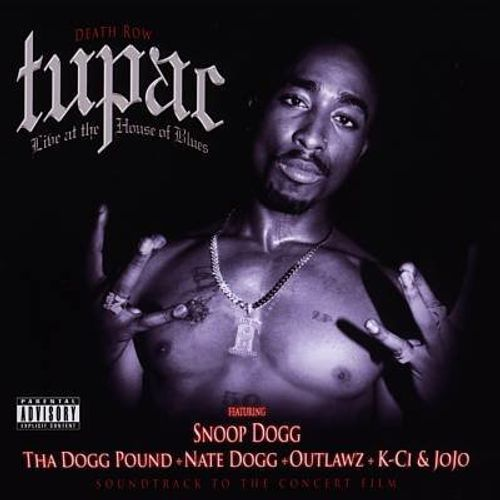 2Pac - Live At The House Of Blues (CD) - Amoeba Music