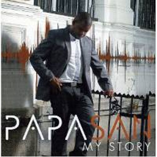 Papa San - My Story (CD) - Amoeba Music