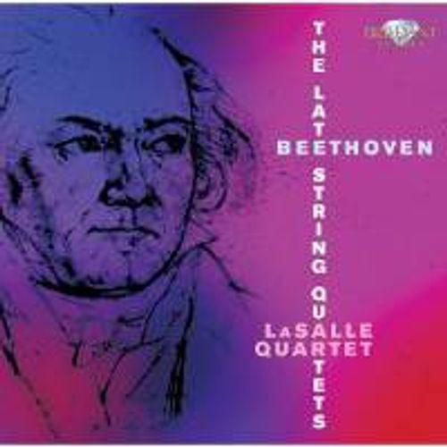 Ludwig van Beethoven, LaSalle Quartet - Beethoven: Late String