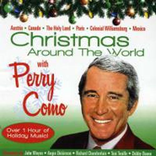 Perry Como Christmas.Perry Como Christmas Around The World With Perry Como Cd