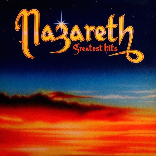 Nazareth Greatest Hits Cd Amoeba Music