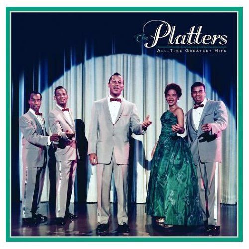 The Platters All Their Hits Vinyl Lp Amoeba Music