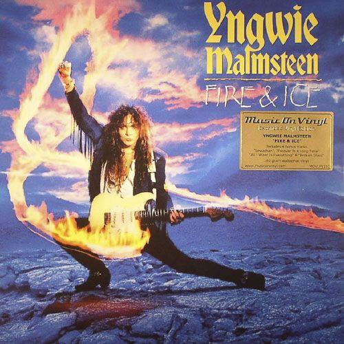 Yngwie Malmsteen - Fire & Ice [180 Gram Vinyl] (Vinyl LP) - Amoeba Music