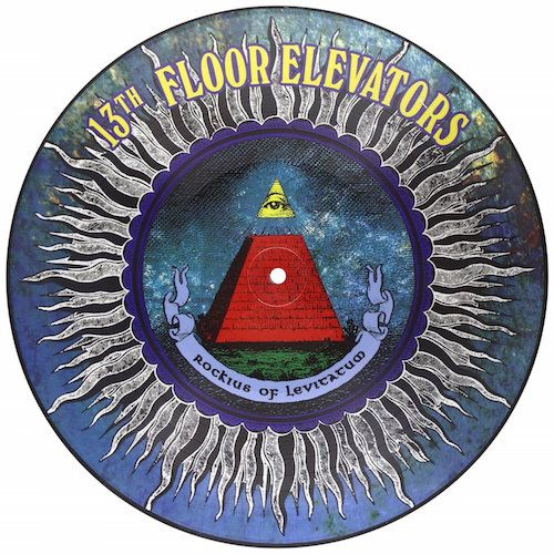 13th floor elevators rockius of levitatum vinyl lp for 13th floor with diana live dvd