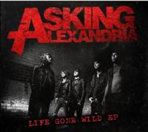 eb7c2bb4573 Asking Alexandria - Life Gone Wild (CD) - Amoeba Music