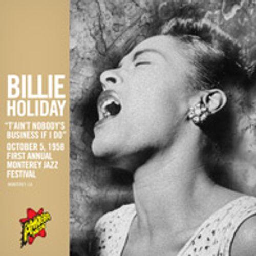 Billie Holiday Taint Nobodys Business If I Do Single