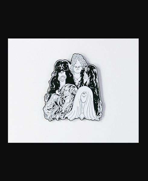 Aerosmith Draw The Line Pin Amoeba Music