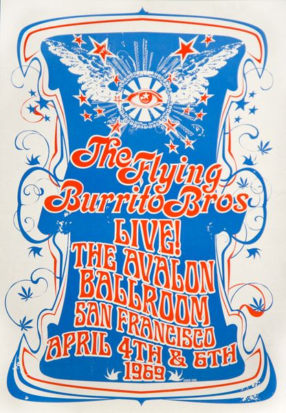 Gram Parsons Amp The Flying Burrito Brothers Live The
